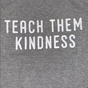 Isabel Maternity by Ingrid & Isabel Tops - Teach Them Kindness long sleeve